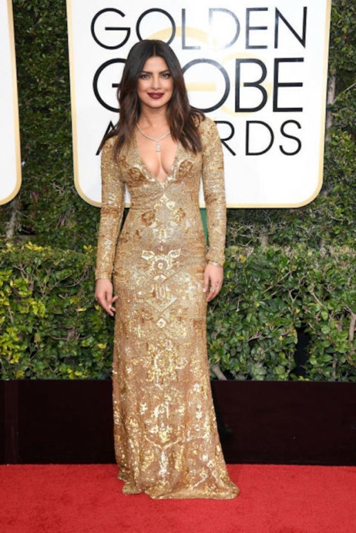 Quelle robe dorée femme robe noire et dorée mariage invitée