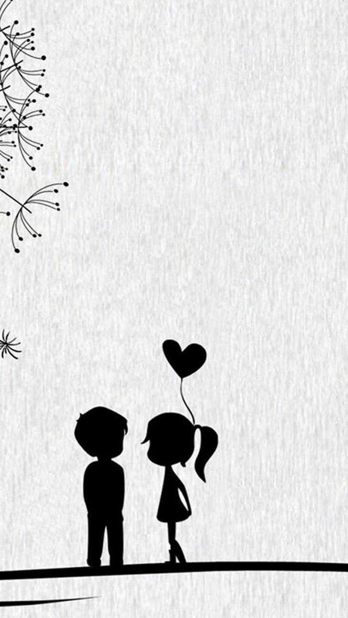 Amoureux homme porte femme dessin noir et blanc [PUNIQRANDLINE-(au-dating-names.txt) 42