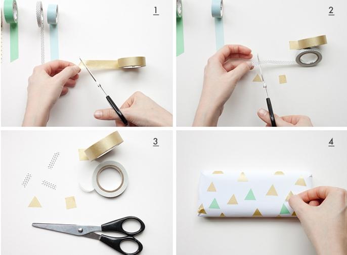 1001 Tutoriels Et Idees Pour Emballer Un Cadeau De Maniere