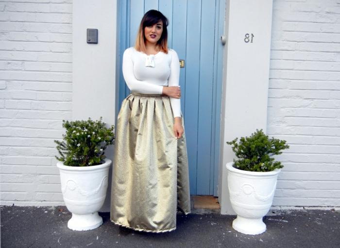 Mariage invitée fourreau robe bapteme femme robe dore quelle chaussure choisir robe et blouse