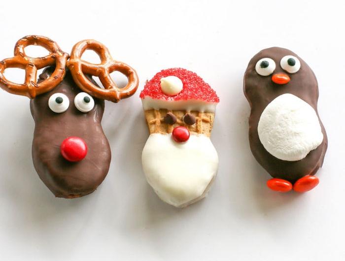 dessert de noel original et facile ▷ 1001 + recettes et idées de dessert de Noël facile et original dessert de noel original et facile