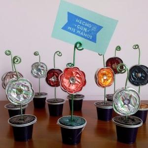 Création avec capsule Nespresso – une tasse d'imagination