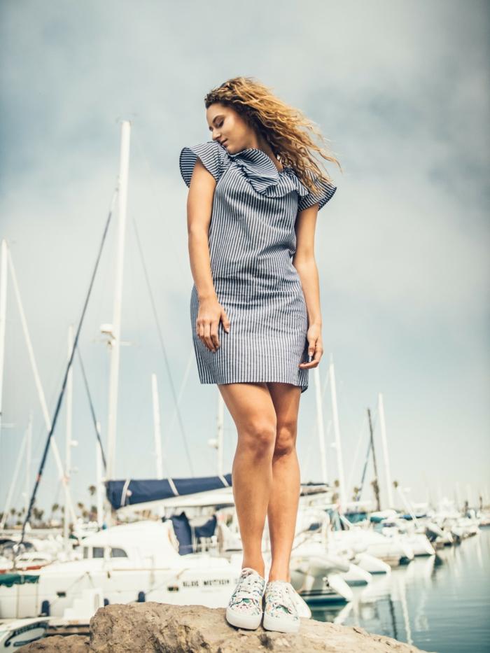 Style casual tenue élégante pour femme s habiller bien femme simple swag