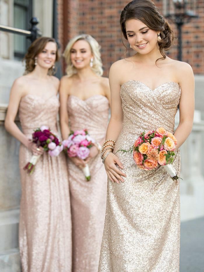 Chouette robe de cérémonie femme robe demoiselle d'honneur robe bustier