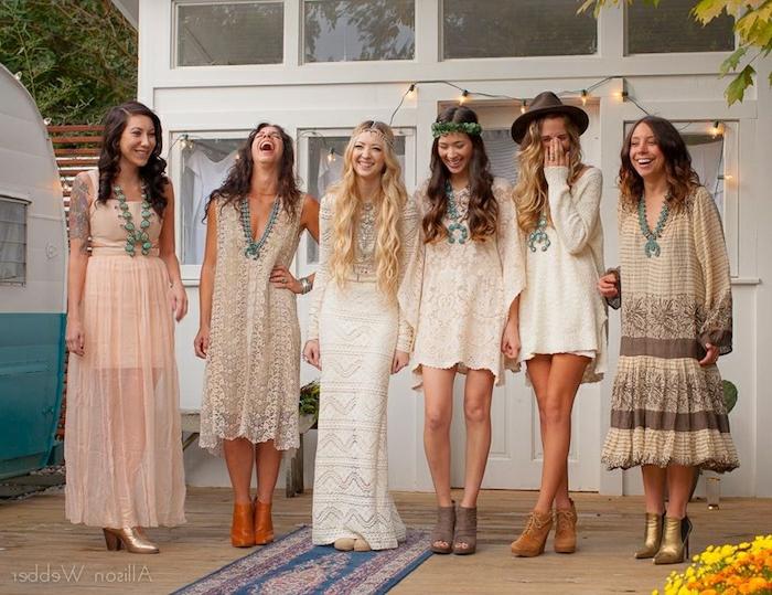 Habillée robe de soirée manche longue comment s'habiller hipster