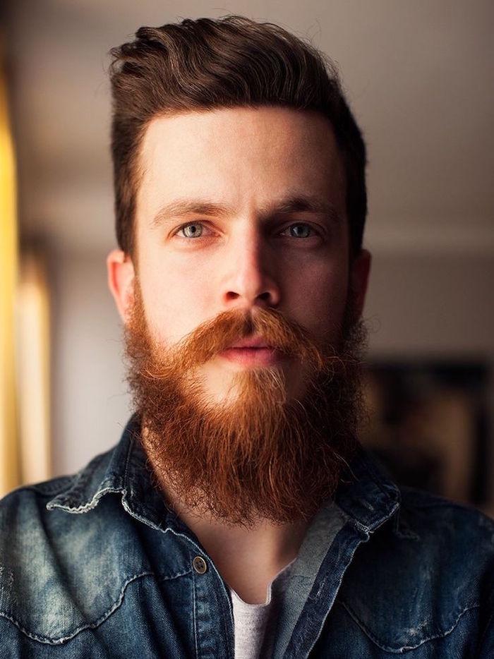 barbe hipster le style poils obsigen. Black Bedroom Furniture Sets. Home Design Ideas