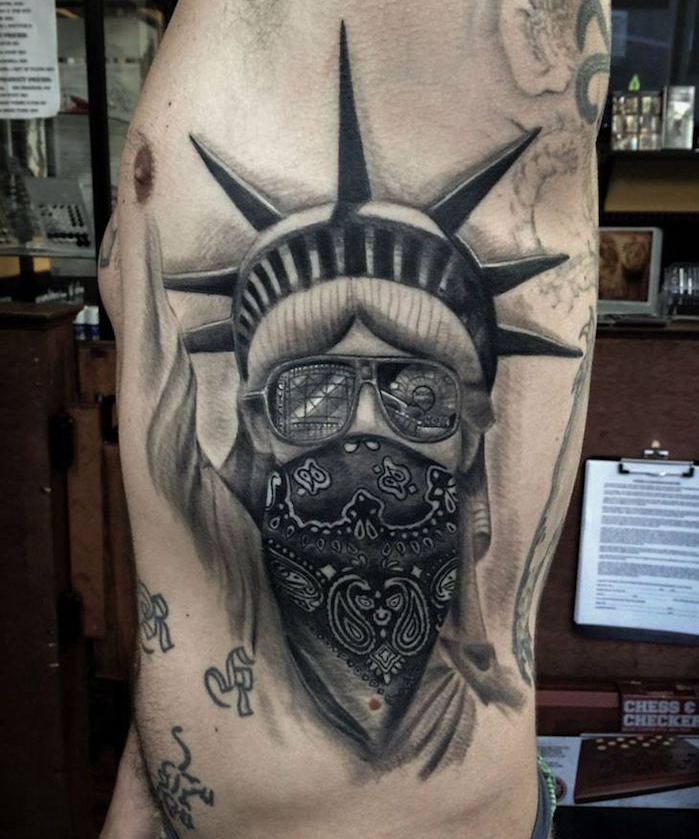 1001 Idees Tatouage Liberte Un Motif A Perpetuite