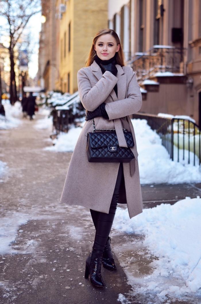 1001 fa ons d 39 am liorer votre style vestimentaire femme d 39 hiver. Black Bedroom Furniture Sets. Home Design Ideas