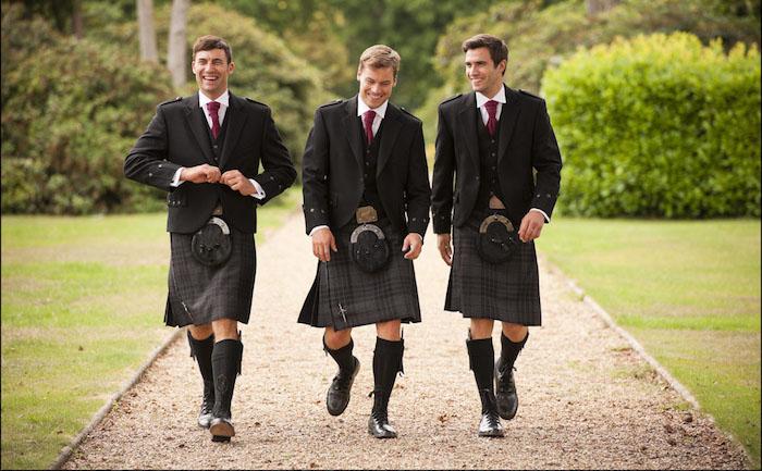 tenue de mariage homme ecossais kilte tenue traditionnelle