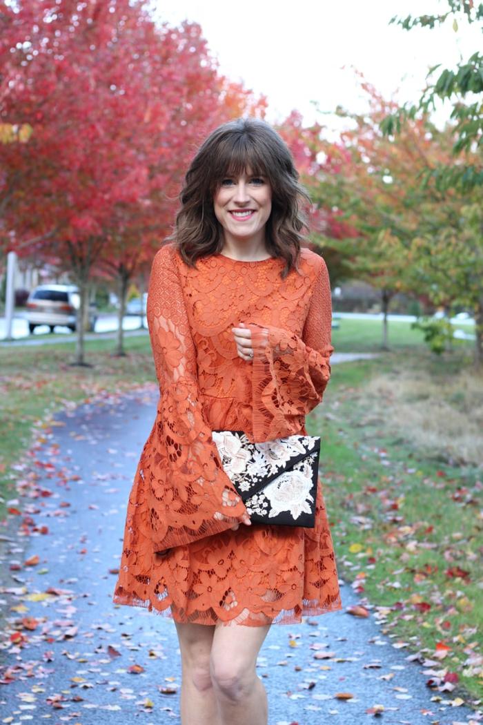 Robe champetre tenu habillé femme comment s habilles chic simple stylée tenue