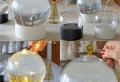Comment fabriquer une boule à neige – 70 idées pour une déco de fête féerique