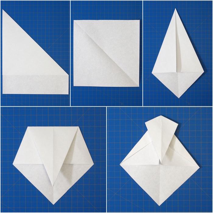 comment réaliser un modèle d'avion en papier qui vole, idée pour un pliage origami facile et original