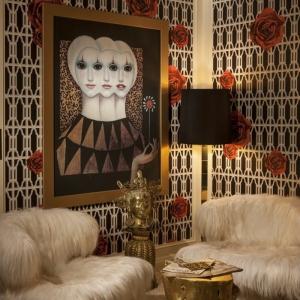Salon moderne de luxe - comment l'aménager, pour le rendre très stylé?