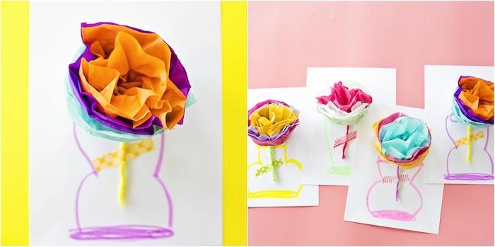 comment faire une fleur en papier plusieurs tutoriels et exemples pour faire le plein d id es. Black Bedroom Furniture Sets. Home Design Ideas
