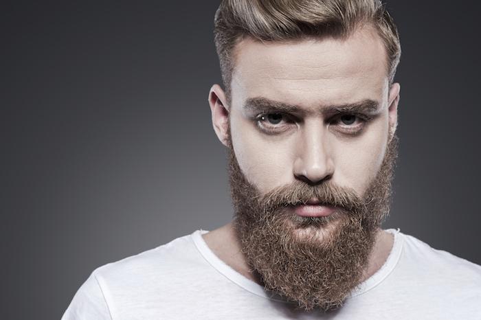 comment tailler sa barbe hipster longue sculptée
