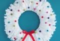 Plus de 60 idées originales pour une couronne de Noël à faire soi même