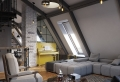 Le salon industriel – un décor qui ne craint pas d'afficher ses imperfections. Plusieurs astuces et exemples déco