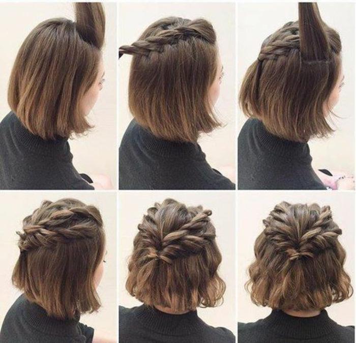 Accessoires coiffure mariée coiffure simple pour mariée