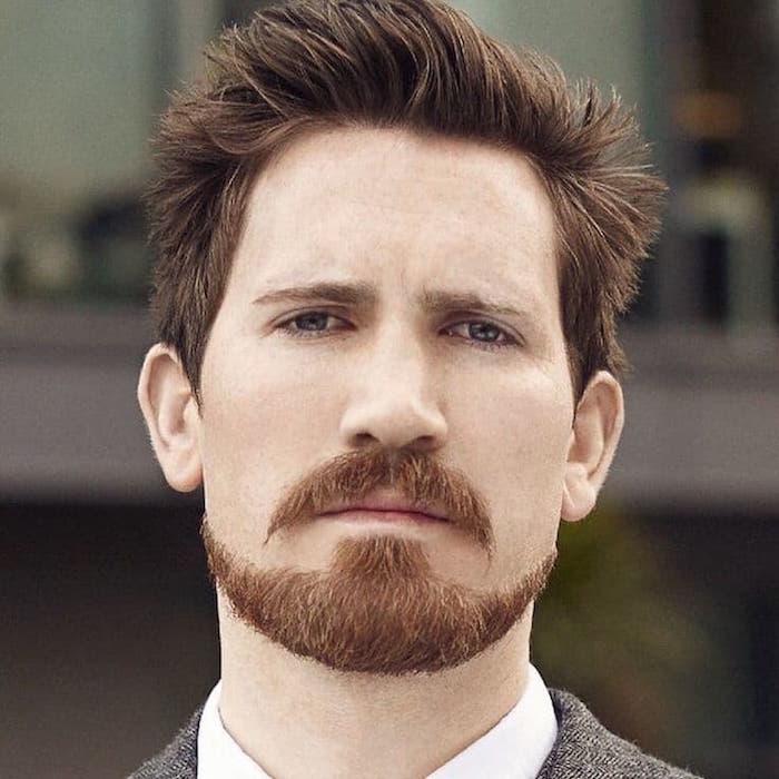Bouc barbe - tu tires ou tu pointes - OBSiGeN