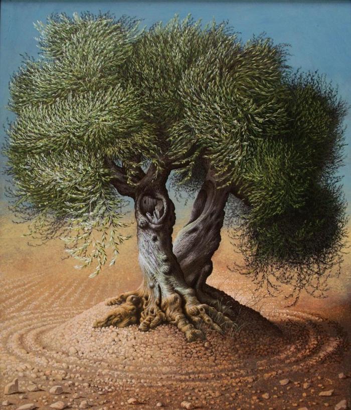 Un arbre dessin apprendre à dessiner un arbre cool idée