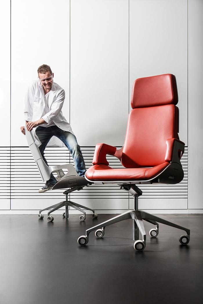Bien choisir son fauteuil de bureau ergonomique pour une for Chaise de travail ergonomique