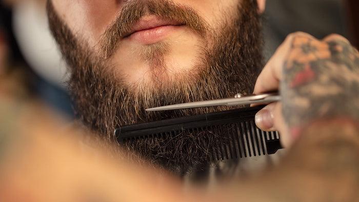 comment bien tailler sa barbe longue de hipster barbier