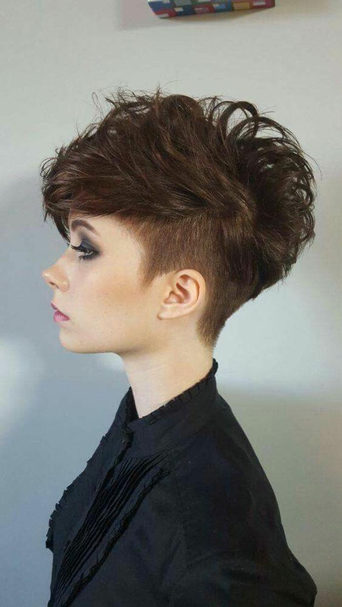 1001 id es pour des coupes courtes les coiffures pour for Coupe de cheveux pour noel femme