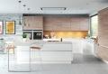 Comment aménager une cuisine moderne blanche – 120 exemples déco chic et un peu trop stylés