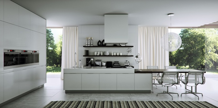 carrelage cuisine sol gris cuisine avec carrelage gris