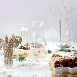 La décoration de table de Noël scandinave - 3 façons de dresser une table d'ambiance nordique