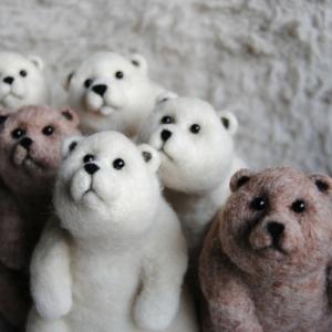 Que faire avec de la laine - les meilleures créations avec laine à feutrer