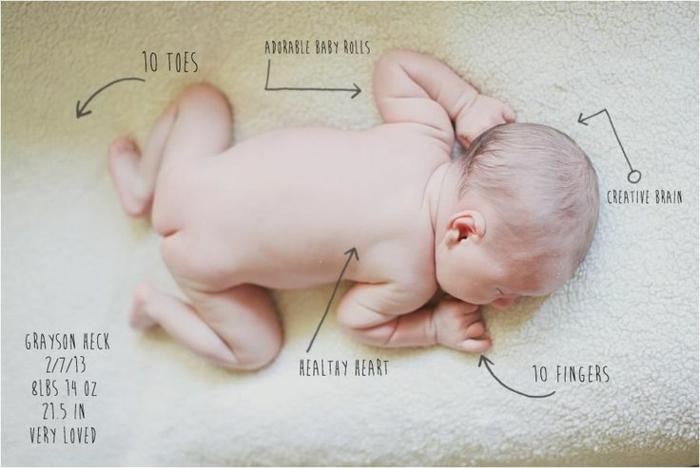 faire part naissance pas cher, photograhie et texte, annonce pour un nouveau né