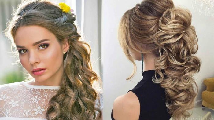 Voir exemple de coiffure mariée cheveux courts photos image cool idée