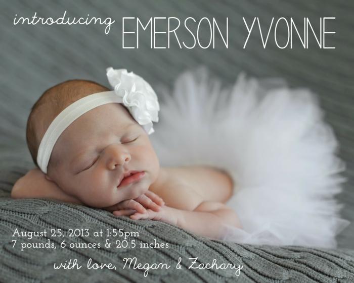 idée faire part naissance, une petite princesse en tutu blanc, photographie magnifique