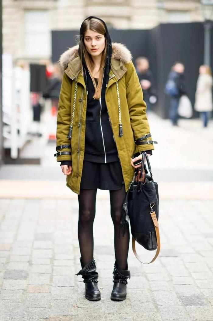 1001 id es pour la tenue avec veste kaki parfaite. Black Bedroom Furniture Sets. Home Design Ideas