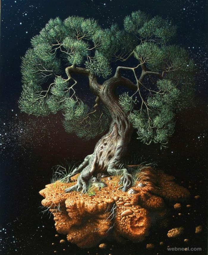 Quel arbre comment dessiner un arbre mort dessin d un chêne