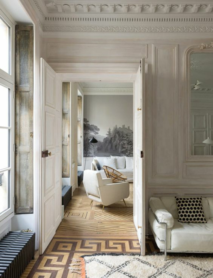 Idee Deco Salon Moderne Top Gallery Of Idee Deco Salon Noir Et