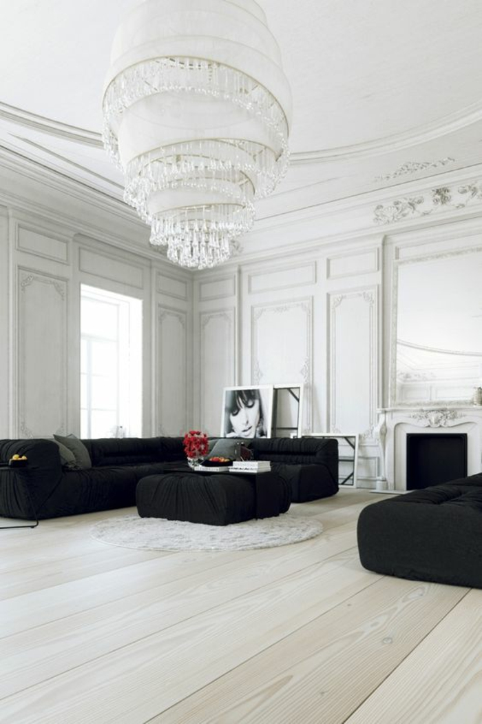 1001 id es pour un salon moderne de luxe comment rendre for Mur salon moderne
