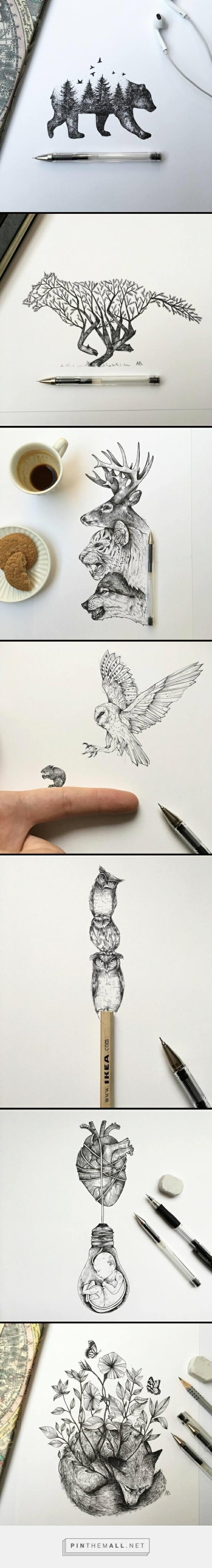 Croquis d un arbre dessine un arbre idée de dessin simple