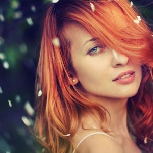 Coloration rousse tendance - plein de nuances flamboyantes pour un look canon