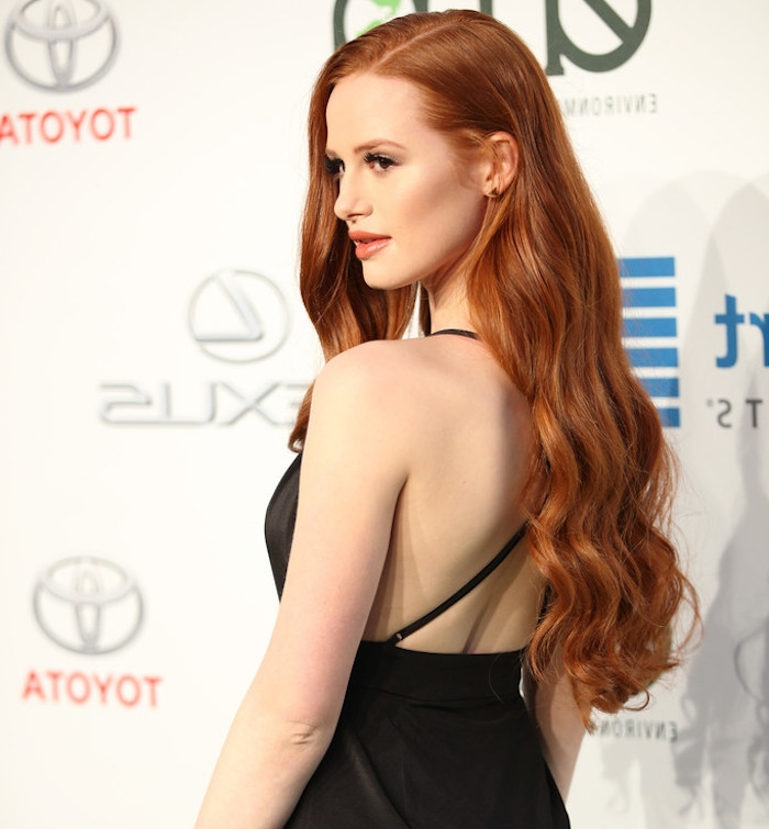 Couleur de robe pour cheveux roux