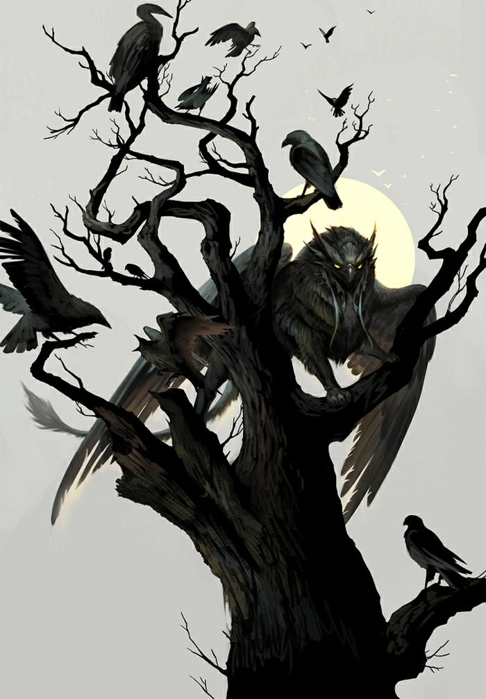 Le dessin arbre de vie arbre dessiné arbre sans feuille dessin noir et blanc