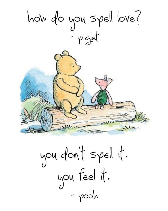 Ravissante image meilleure amie images de meilleures amies ourson pooh