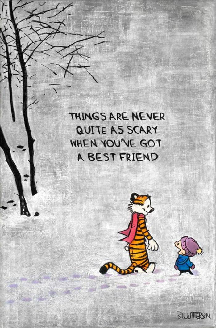 Joli dessin pour meilleure amie image de meilleur amie tigre