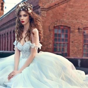 La robe de mariée princesse - une tendance indémodable pour un mariage de rêve