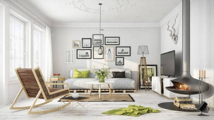 plus de 100 meubles en palette faire soi m me pour. Black Bedroom Furniture Sets. Home Design Ideas