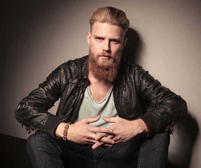 entretenir sa barbe avoir une barbe taillée comment tailler barbe coiffure pompadour