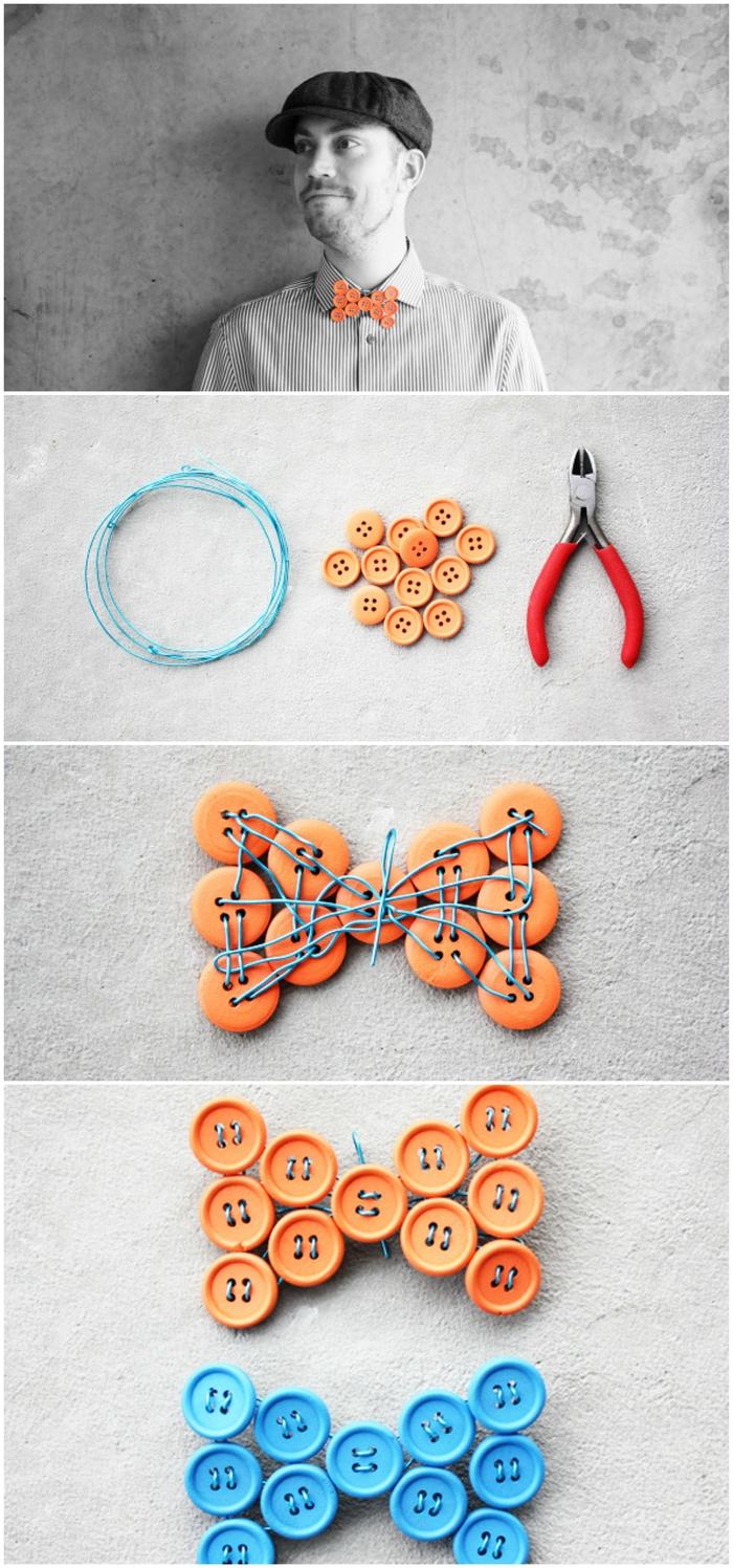 cadeau original pour les hommes qui n'ont pas peur d'afficher un noeud papillon insolite