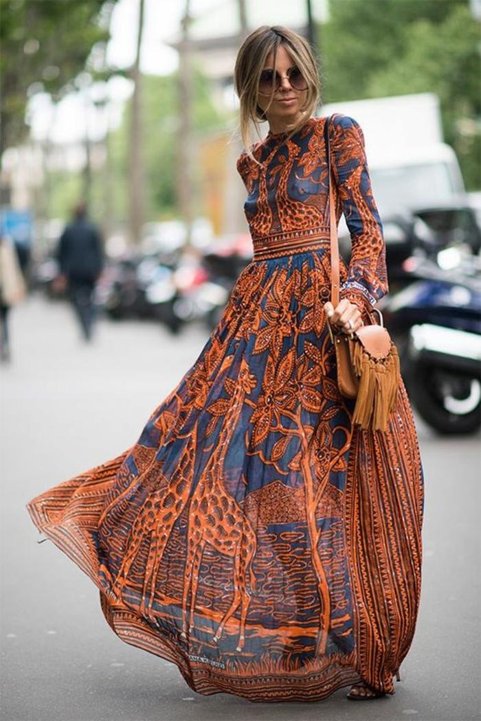 Pratique robe longue de soirée robes soirée chic moderne comment porter une robe longue