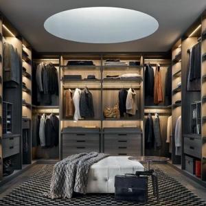 L' aménagement dressing - quelles sont les meilleures options pour votre espace